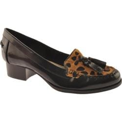 Women's Anne Klein Deziree Black Multi Synthetic