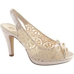 Women's Anne Klein Edythe Ivory Fabric