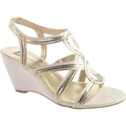 Women's Anne Klein Parisa Light Gold Multi Synthetic