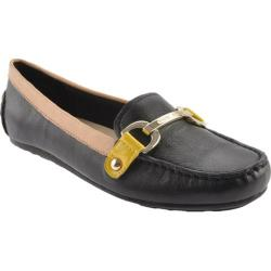 Women's Anne Klein Shelton Black Multi Leather