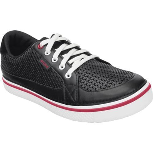Men's Crocs Drayden Black/True Red