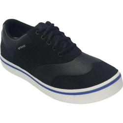Men's Crocs Preston Golf Black/Sea Blue
