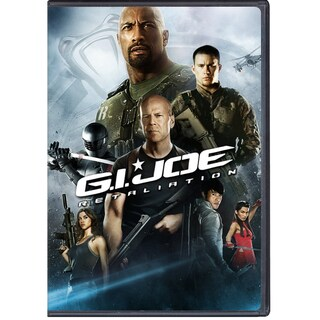 G.I. Joe: Retaliation (DVD)