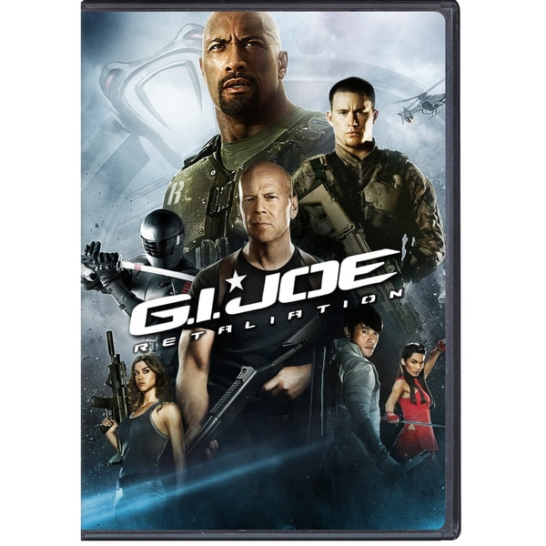 G.I. Joe: Retaliation (DVD) 11251155