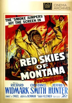 Red Skies Of Montana (DVD)