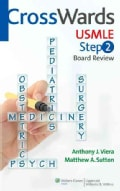 CrossWards USMLE Step 2 Board Review (Paperback)