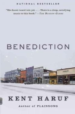 Benediction (Paperback)