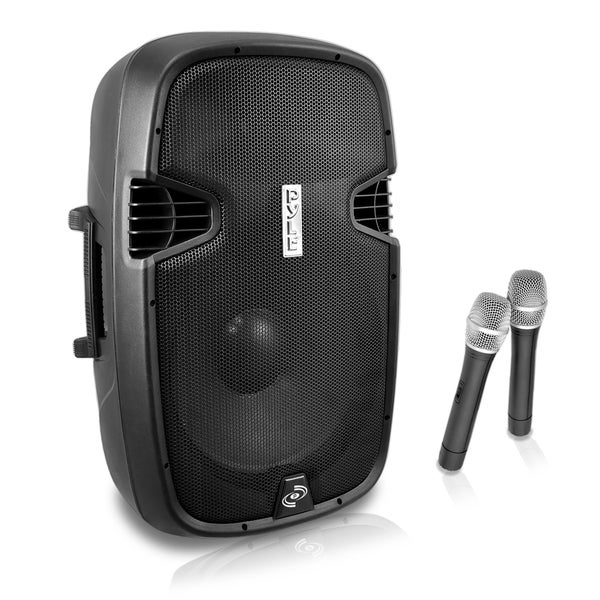 1000W MUSIC STREAMING LOUD SPKRSPKRSYST BT PORTABLE 12IN