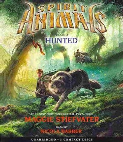 Hunted (CD-Audio)