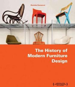 The History of Modern Furniture Design (Paperback)