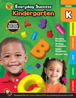 Everyday Success Kindergarten (Paperback)