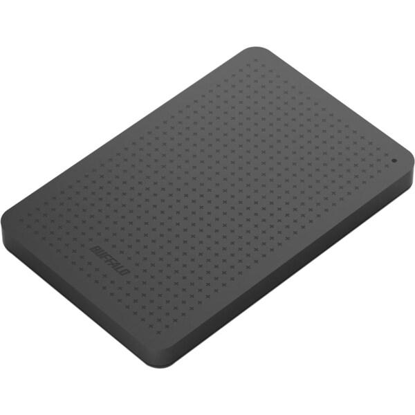 "Buffalo MiniStation HD-PCF500U3B 500 GB 2.5"" External Hard Drive"