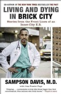 Living and Dying in Brick City: Stories from the Front Lines of an Inner-City E.R. (Paperback)