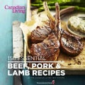 Canadian Living 150 Essential Beef, Pork & Lamb Recipes (Paperback)