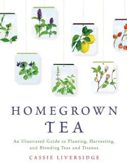 Homegrown Tea: An illustrated Guide to Planting, Harvesting, and Blending Teas and Tisanes (Paperback)