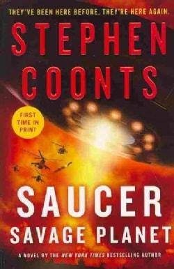 Saucer (Paperback)