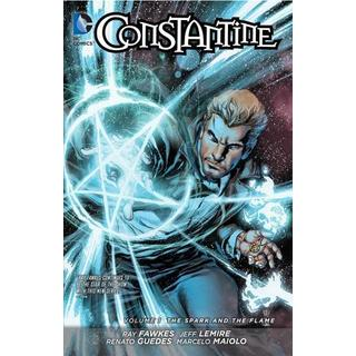 Constantine 1: The Spark and the Flame (The New 52!) (Paperback) 11255908