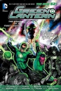 Green Lantern: Wrath of the First Lantern (Hardcover)