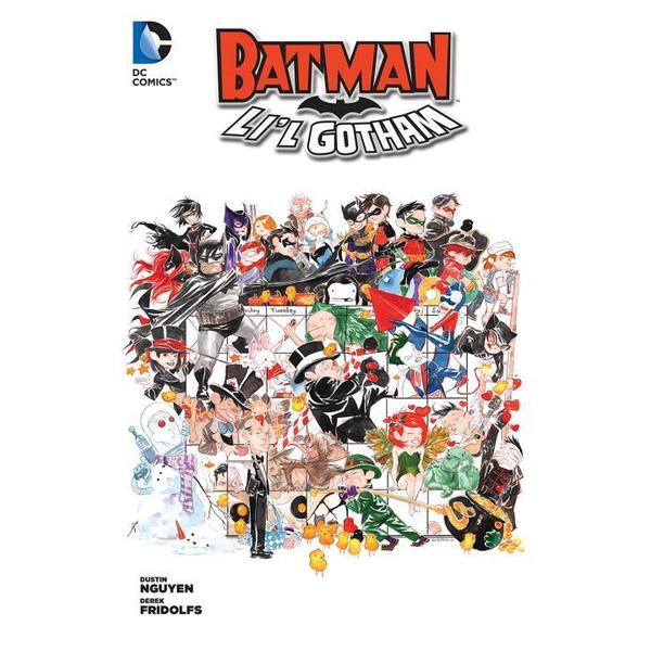 Batman 1: Li'l Gotham (Paperback) 11255914