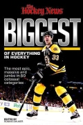 The Biggest of Everything in Hockey (Paperback)