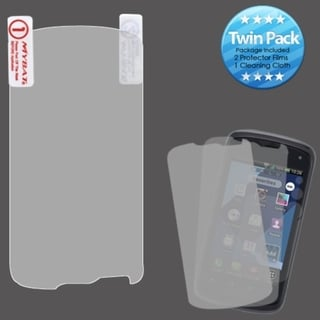 BasAcc Screen Protector Twin Pack for Pantech ADR910LVW Marauder