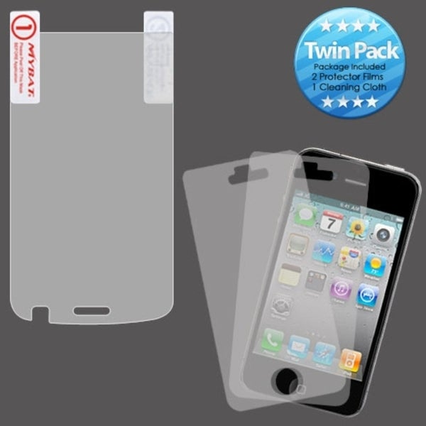 INSTEN Clear Screen Protector Twin Pack for LG Enlighten/ Gelato Q