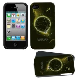 INSTEN Sagittarius Fusion Phone Case Cover for Apple iPhone 4S/ 4
