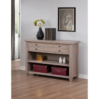 Navigator Dove Grey Console Table