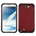 BasAcc Luxurious Lattice TotalDefense Case for Samsung Galaxy Note 2
