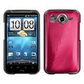 BasAcc Red Cosmo Back Case for HTC Inspire 4G