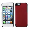 BasAcc Red/ Black MyDual Protector Case for Apple� iPhone 5