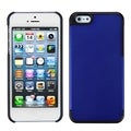 BasAcc Dark Blue/ Black MyDual Protector Case for Apple� iPhone 5