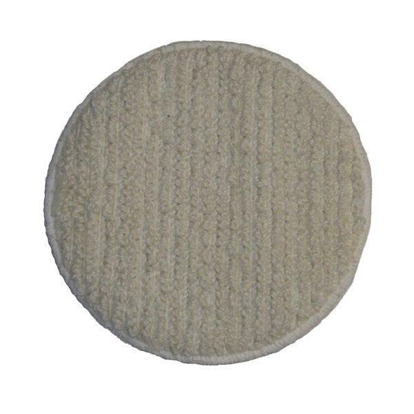 Oreck 12-Inch Terry Cloth Carpet Bonnet