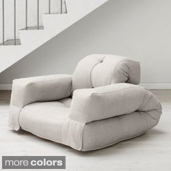 Fresh Futon Hippo Convertible Futon Chair / Bed