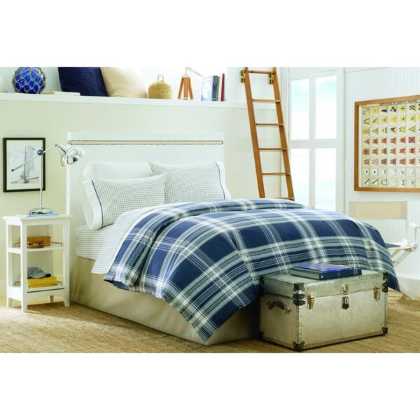 Nautica Biscayne Bay Cotton 5-piece Bed in a Bag with Sheet Set