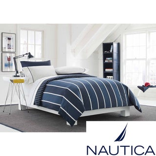 Nautica Knots Bay Cotton Reversible 5-piece Bed in a Bag with Sheet Set