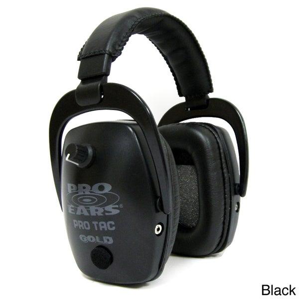 Pro Ears Pro Tac SC Ear Muffs