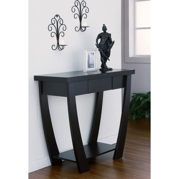 Furniture of America Modern Treasure Black Finish Console  : Furniture of America Modern Treasure Black Finish Console Sofa Table 88ec307c a9b0 4c3a 8171 b984277a1686600 from www.overstock.com size 600 x 600 jpeg 32kB