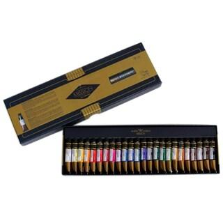 Mission Gold 24-color Watercolor Set