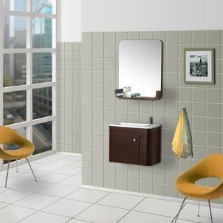 DreamLine Wall-mounted Modern Bathroom Vanity Set