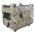 BEEM Outdoors Mossy Oak Infinity Breakup Camouflage Portable Propane Fuel Inverter Generator