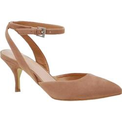 Women's Beston Nicki Nude Faux Suede