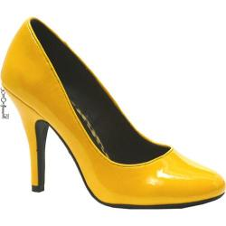 Women's Penthouse Leila PH321 Yellow Patent