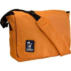 Wildkin Kickstart Messenger Bag Bengal Orange