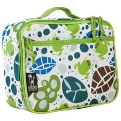 Wildkin Lunch Box Lily Frogs
