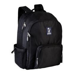 Boys' Wildkin Macropak Backpack Rip-Stop Black