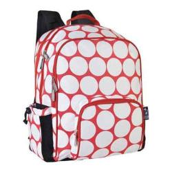 Wildkin Big Dot Red & White Macropak Backpack