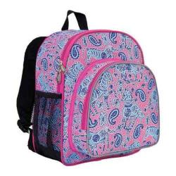 Wildkin Watercolor Ponies Pack 'n Snack Backpack