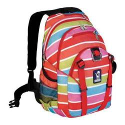 Girls' Wildkin Serious Backpack Bright Stripes