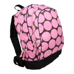 Wildkin Sidekick Backpack Big Dots Pink